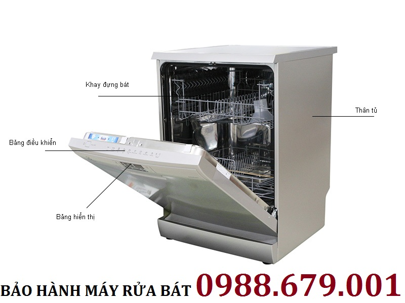 Bảo Hành Máy Rửa Bát Electrolux