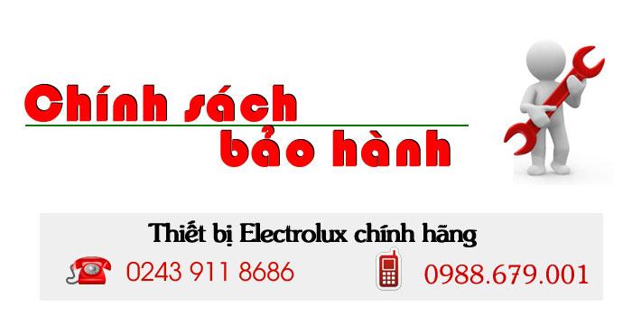Điều Kiện Bảo Hành Máy Giặt Electrolux